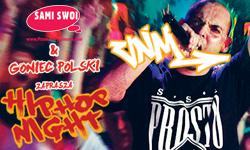 Hip Hop Night z Sami Swoi Przekazy Pieniężne.com