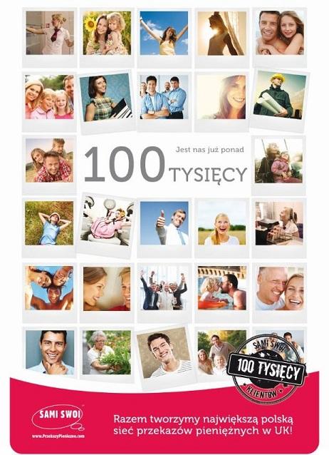 100tys klientów Sami Swoi