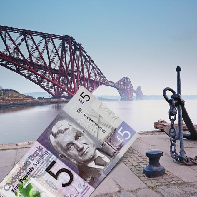 Plastikowe banknoty na Wyspach już w 2015 roku