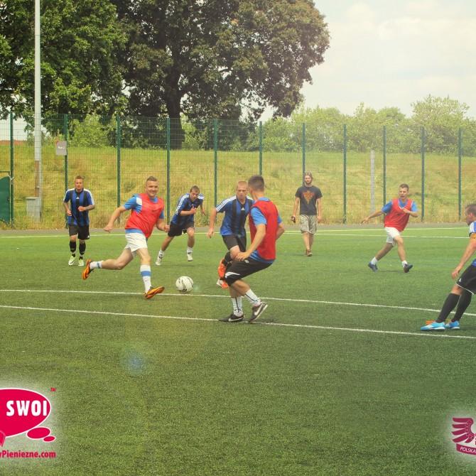 Polska Liga Piątek Piłkarskich Sami Swoi Przekazy Pieniężne