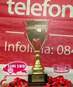 Trofeum - Puchar Ligi Sami Swoi Przekaazy Pieniezne - 2014