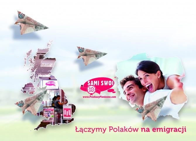 Sami Swoi łączą Polaków na emigracji. Opinie naszych klientów