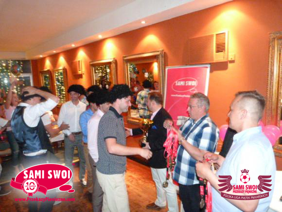 koniec sezonu liga Sami Swoi 2014