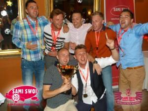 Polska liga piłkarska w Londynie