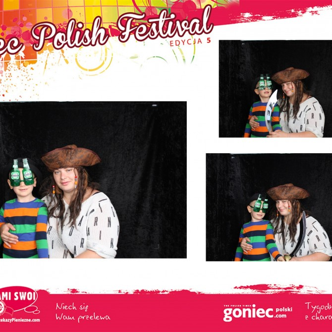 photo booth goniec festival