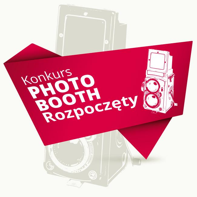 Konkurs na najpopularniejsze zdjęcie w Photo Booth
