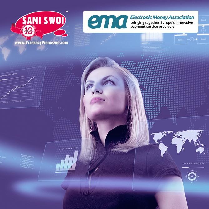 Co łączy Firmę Sami Swoi Przekazy Pieniężne i Electronic Money Association?