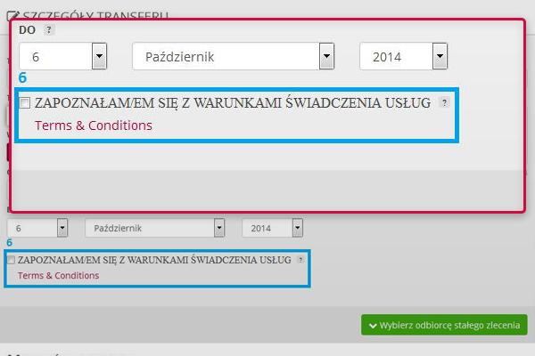 www.przekazypieniezne.com - zlecenia stałe