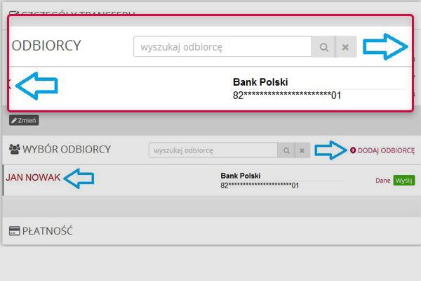jak płacić rachunki z UK w Polsce