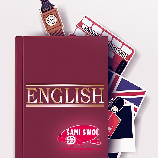 posługiwanie się językiem angielskim w Londynie
