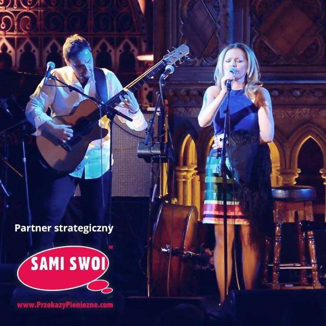 Niesamowite doświadczenie muzyczne z Anną Maria Jopek