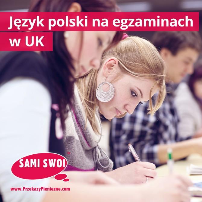 Wycofanie egzaminu A-level z języka polskiego?