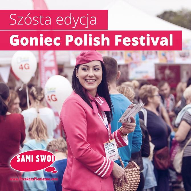 Sami Swoi na Goniec Polish Festival