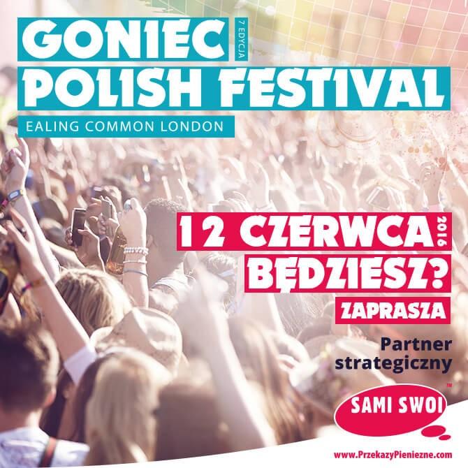 Goniec Polish Festival tuż tuż!