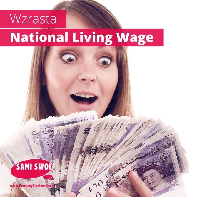 Podwyżka National Living Wage już w kwietniu!