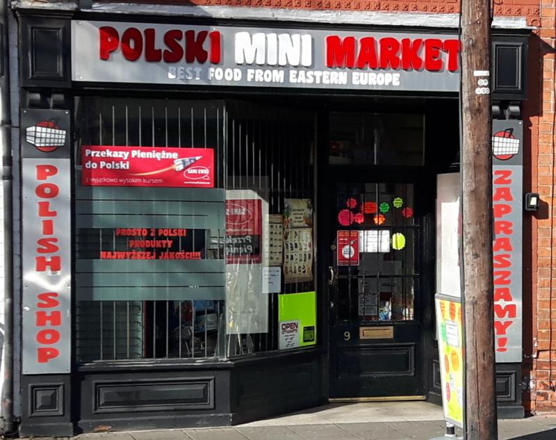 Polski Mini Market PRG