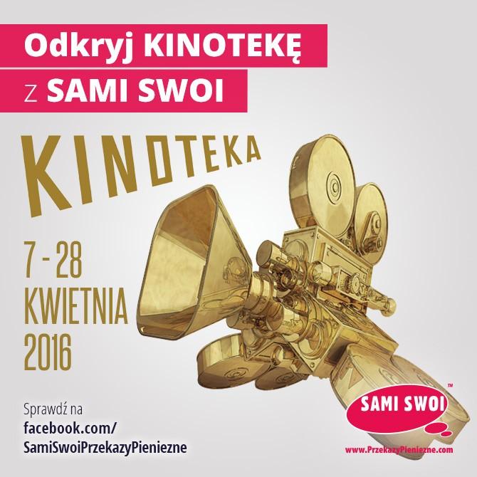 Sami Swoi kochają polskie kino!