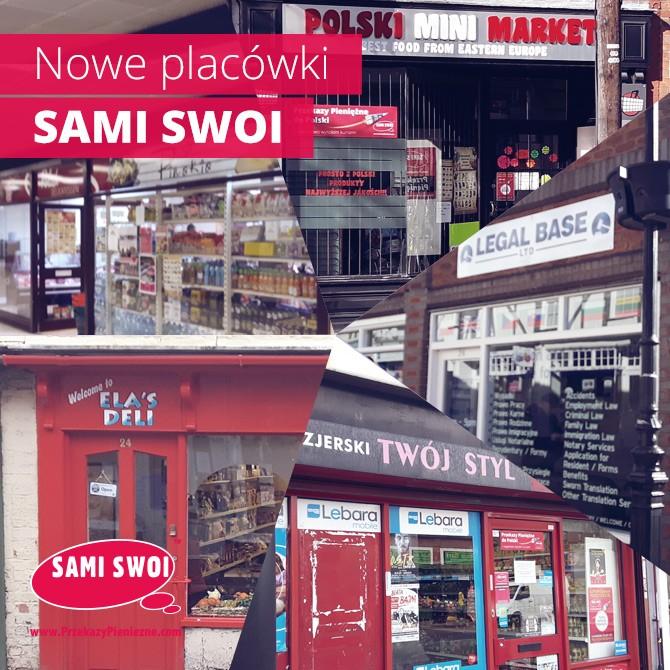 Sami Swoi zdobywają UK!