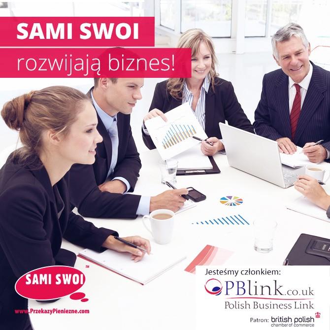 Sami Swoi rozwijają biznes!
