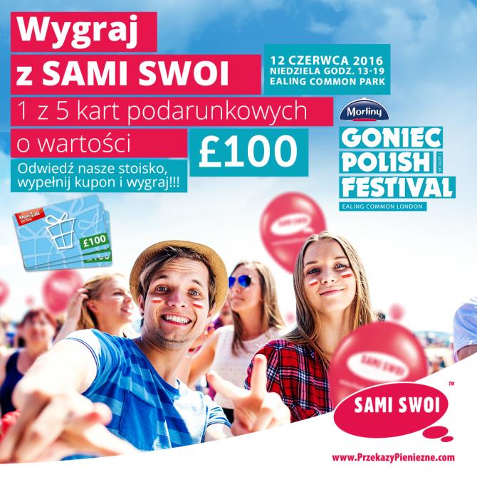 Goniec Polish Festival już w niedzielę!