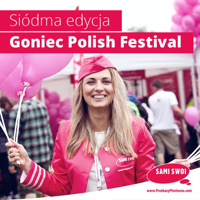Goniec Polish Festival z Sami Swoi!