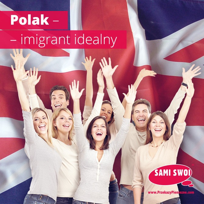 Polak – imigrant idealny