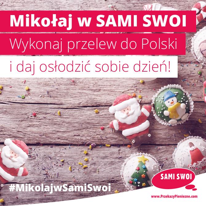 Słodkie Mikołajki w Sami Swoi