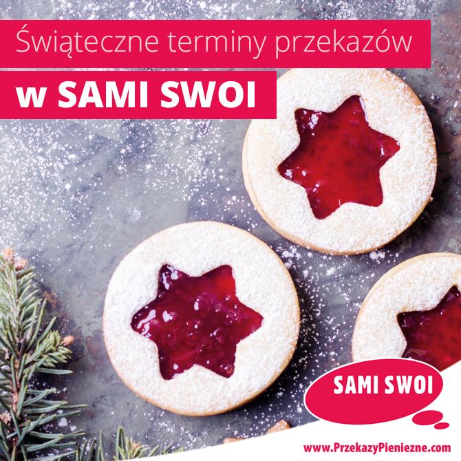Święta i Nowy Rok z Sami Swoi