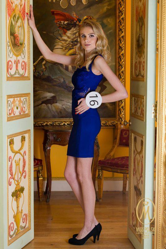 I vice Miss Polski UK & Ireland 2017 – Sabrina Olkowicz
