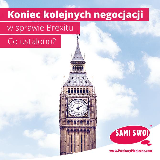 Kolejne negocjacje między UK i UE zakończone. Co zostało ustalone?