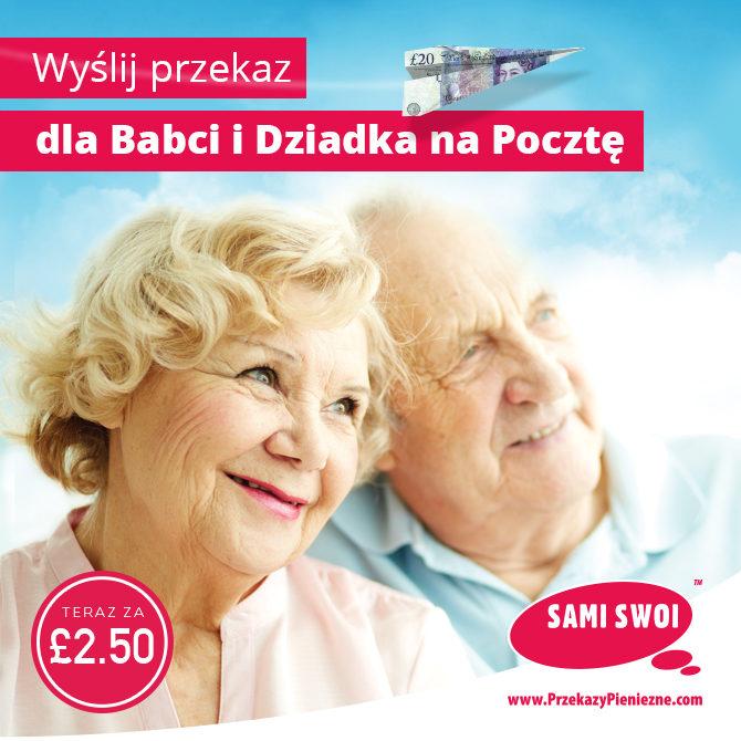 Dzień Babci i Dziadka w Sami Swoi.