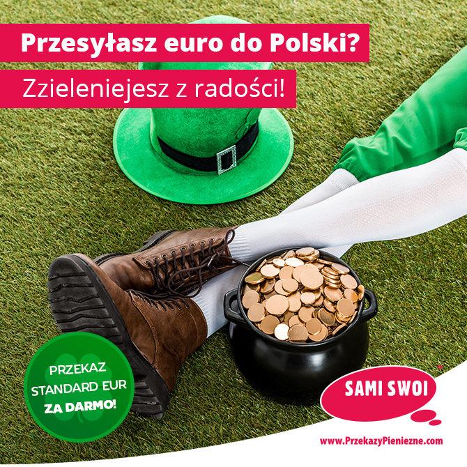 Zielono mi z Sami Swoi Przekazy Pieniężne!