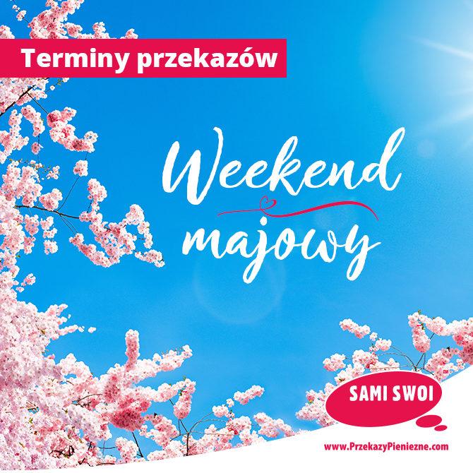 Weekend majowy w Sami Swoi