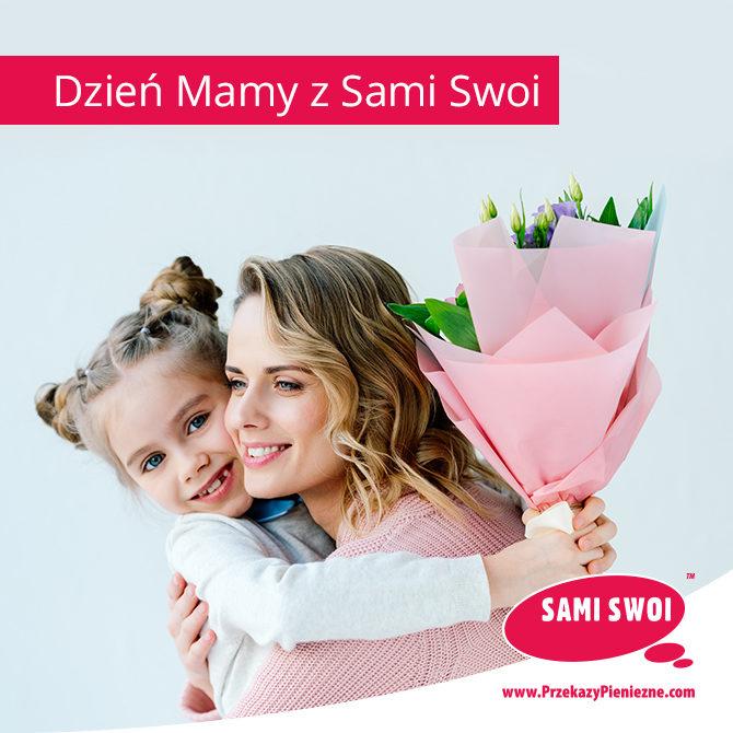 Już niedługo Dzień Matki!