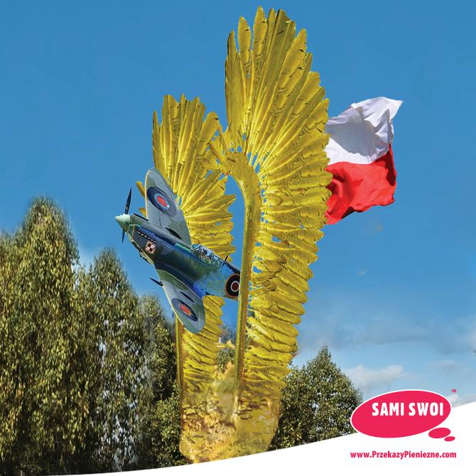 Sami Swoi za petycją pod budowę pomnika polskich pilotów w Londynie. Podpisz się i Ty!