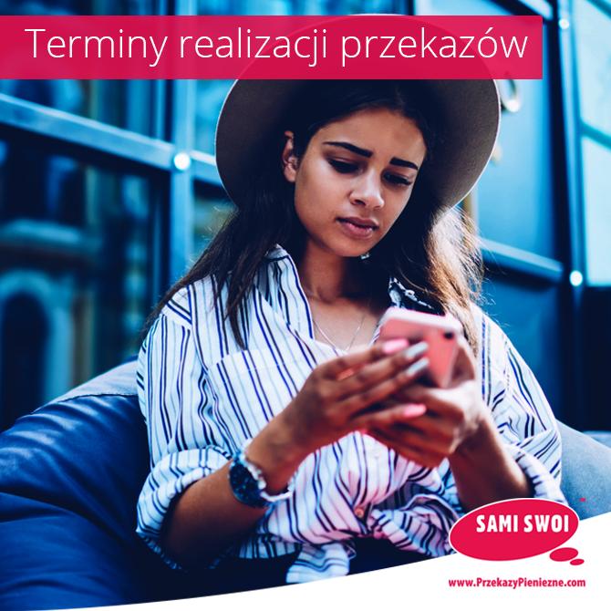 Terminy realizacji przekazów Święto Wojska Polskiego.