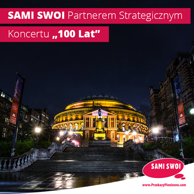 Wyjątkowy koncert na 100-lecie odzyskania przez Polskę niepodległości