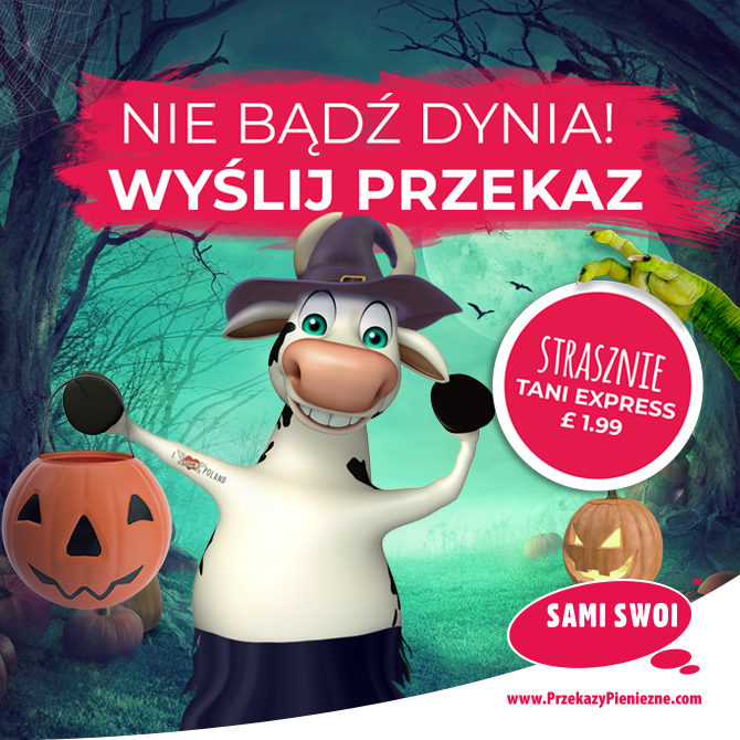 Straszna promocja w Sami Swoi.