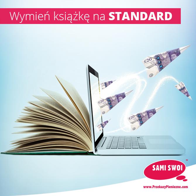 W placówce wymień…książki na STANDARD!