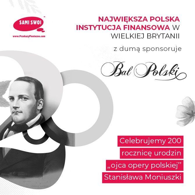 Sami Swoi sponsorem 47. Balu Polskiego w Londynie