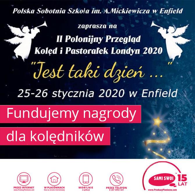 To będzie taki dzień! Polonijny Przegląd Kolęd i Pastorałek 2020