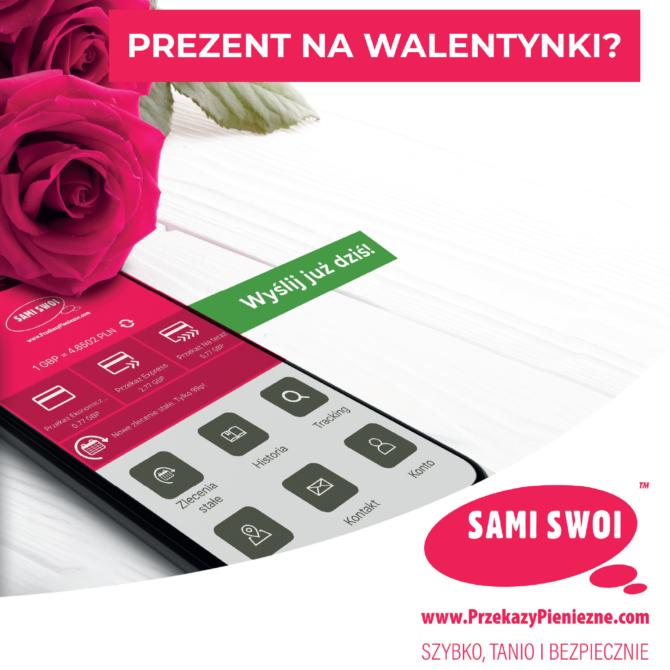 Zakochane Walentynki w Europie i Polsce
