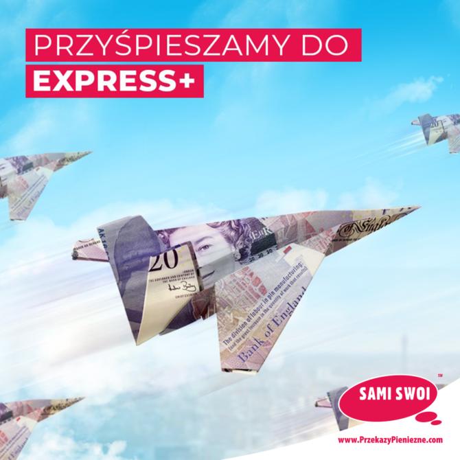 Przyśpieszamy do EXPRESS+