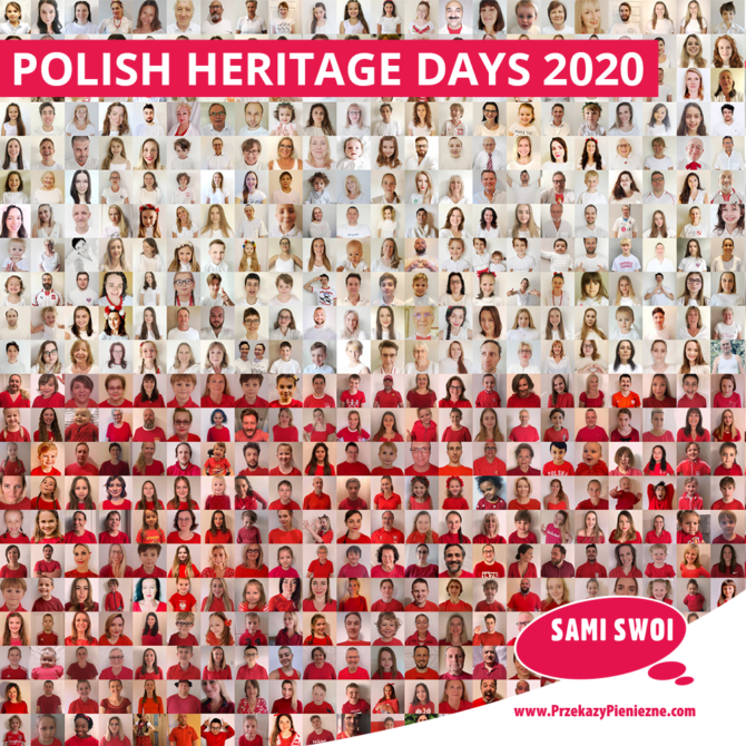 Polish Heritage Days 2020 opanował Internet