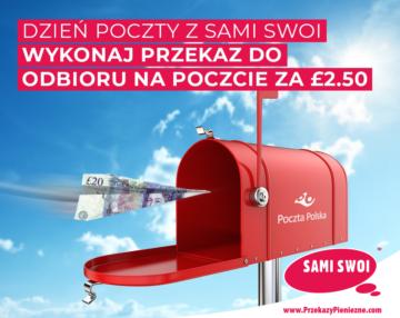 przekaz na poczte przelewy do polski