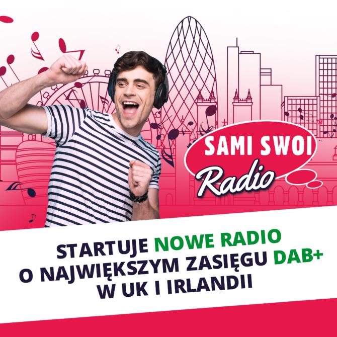 Sami Swoi Radio – startuje nowe polskie radio!